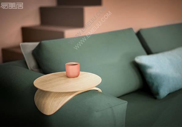 荷兰家具品牌Pode:无穷无尽的座位方案