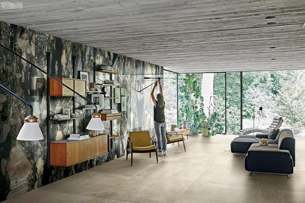 意大利瓷砖品牌FLORIM弗罗润:真正的艺术品