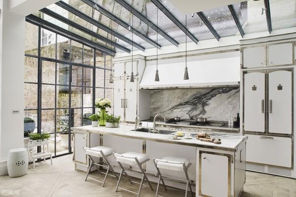 真正的梦想厨房,意大利厨电品牌Officine Gullo