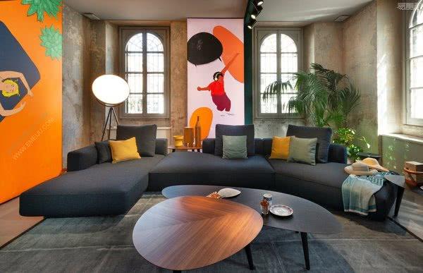 意大利家具品牌Zanotta:生活空间的故事