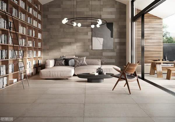 意大利瓷砖品牌Rondine带来真正意想不到的效果