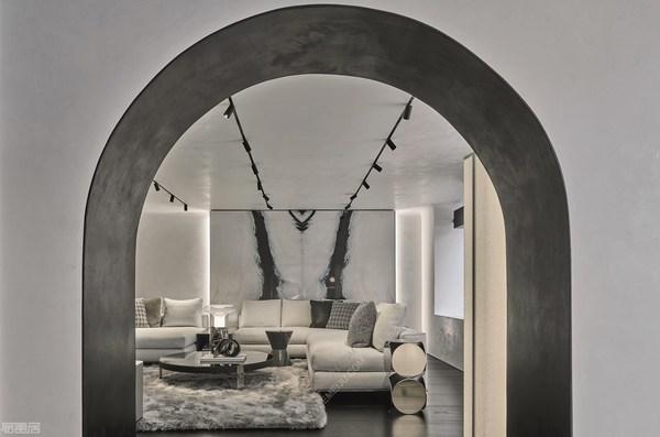 设计师家具品牌Minotti米洛提又一新旗舰店开业