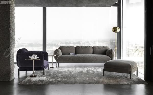 无与伦比的艺术传统,家具设计师品牌GHIDINI1961