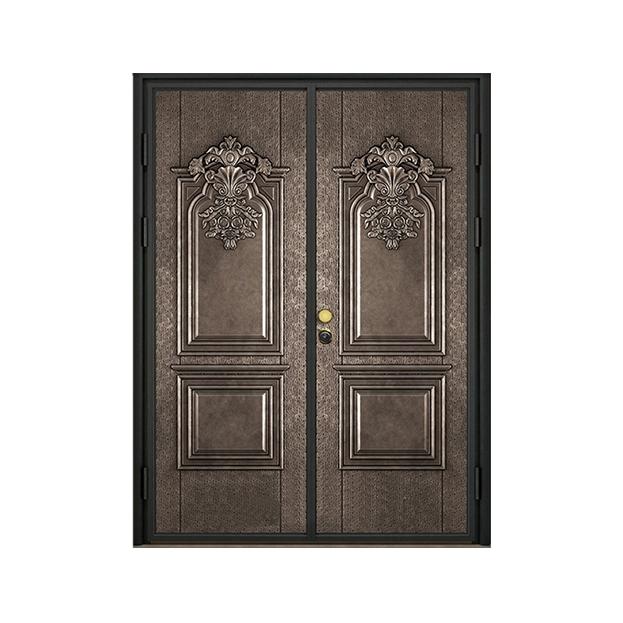 墨艺系列-铝门,五金,铝门