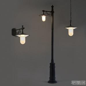户外柱灯、户外壁灯、户外吊灯