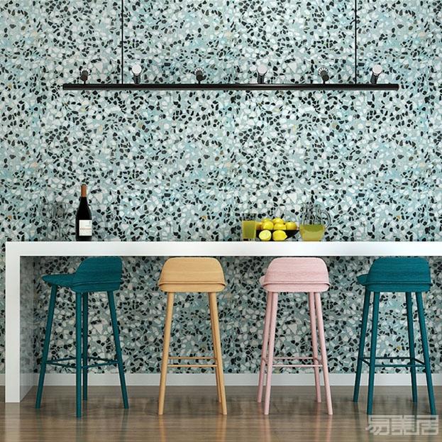 蓝宝石系列--水磨石        ,K'antic Terrazzo,瓷砖