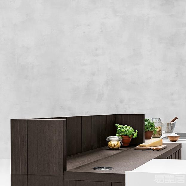 WOOD系列--厨房,POLARISlife,厨房、橱柜