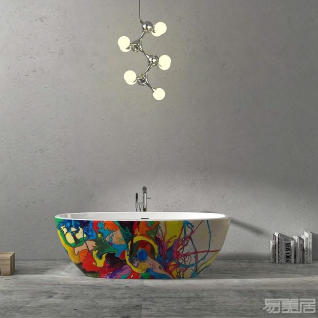 conceptual--浴缸,万斯敦浴缸