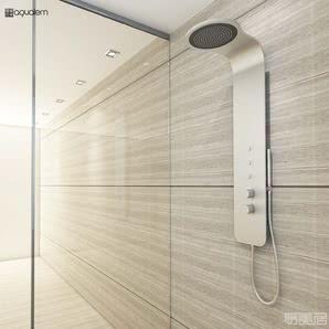 创意系列--淋浴屏
