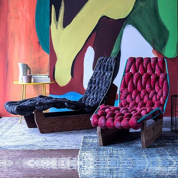 Biknit系列--躺椅,MOROSO,躺椅