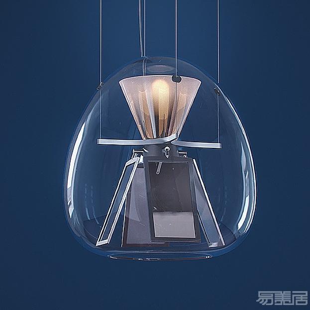 Harry H--吊灯,Artemide,吊灯