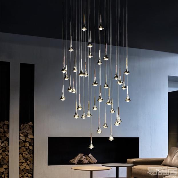 RAIN--吊灯,STUDIO ITALIA DESIGN,吊灯