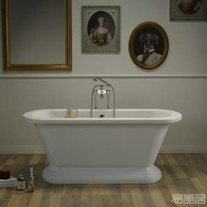 Country--独立式浴缸