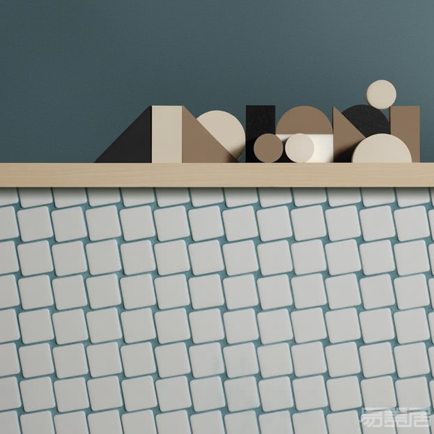 NUC BY MUT系列-马赛克,Harmony,瓷砖