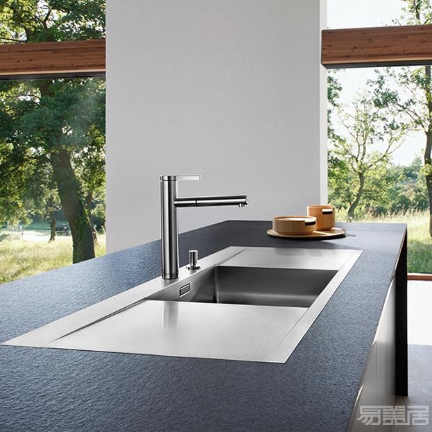 BLANCO FLOW系列--水槽,德国铂浪高,厨房
