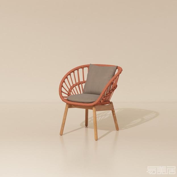 Cala--餐椅 ,KETTAL,家具、餐椅