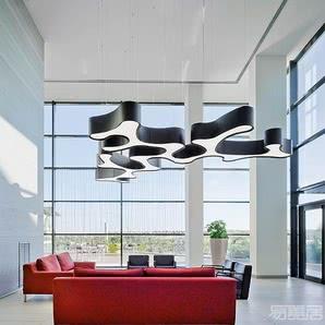 Ameba--吊灯