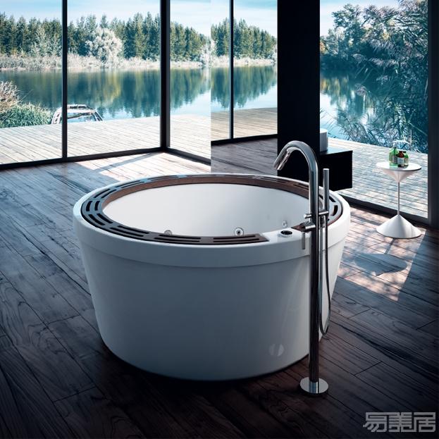 Nature Round系列--独立式浴缸,ARTO,卫浴