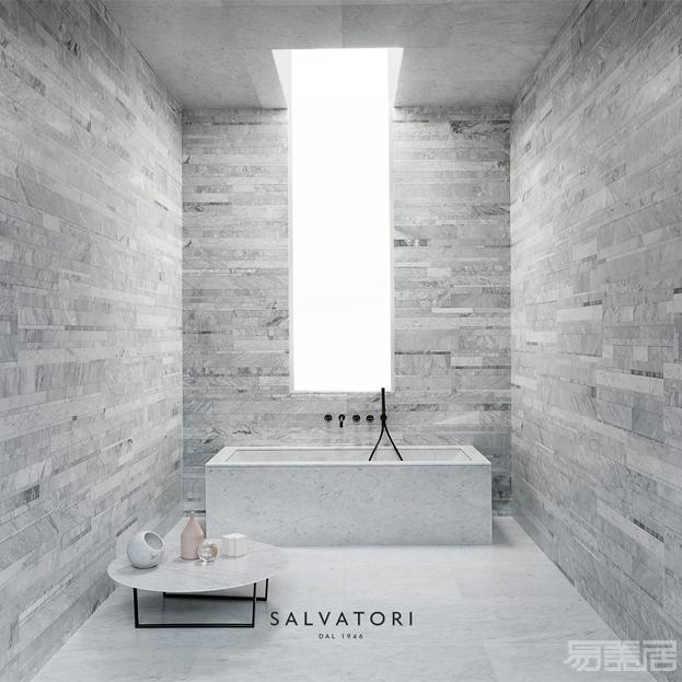 Bianco Carrara系列--大理石,SALVATORI,卫浴