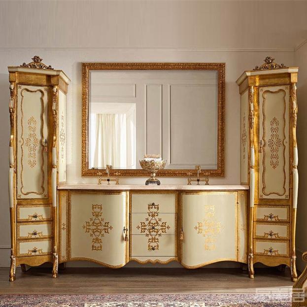 L01系列--浴室柜,Andrea Fanfani,卫浴、浴室柜