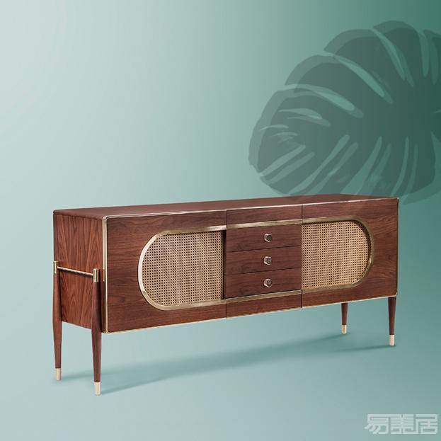 Dandy系列--餐边柜  ,Essential Home,家具、餐边柜