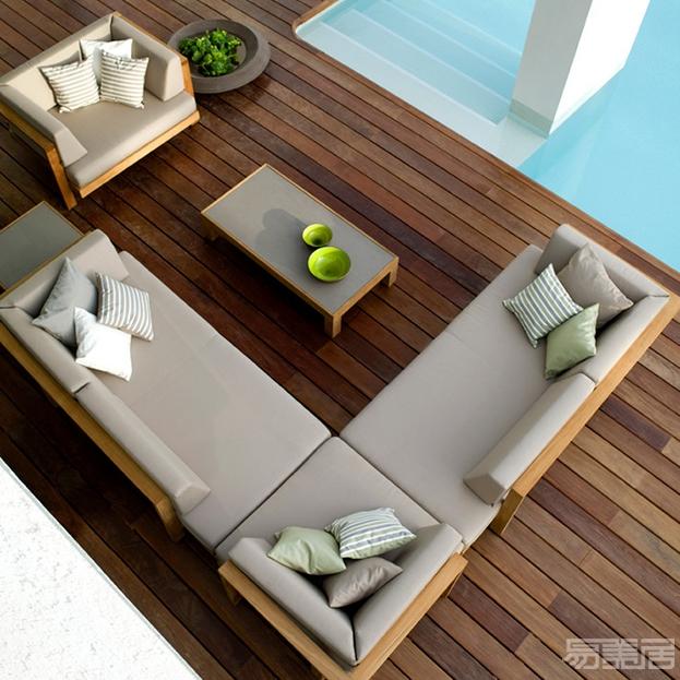 Pure Sofa系列--桌子,Tribu,家具
