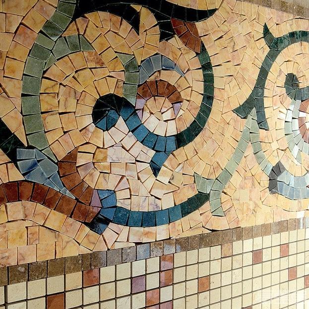 Artistic Classic Collection--马赛克  ,LITHOS MOSAICO ITALIA,瓷砖、马赛克