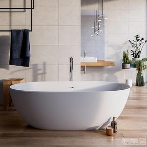 Bloom--独立式浴缸