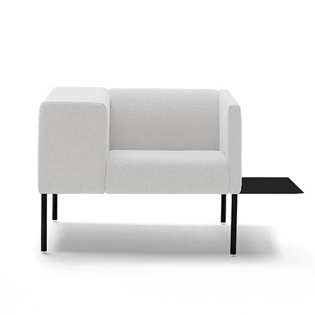 Brix系列--扶手椅,viccarbe,单人沙发