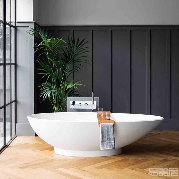 NAPOLI--浴缸,victoria+albert浴缸