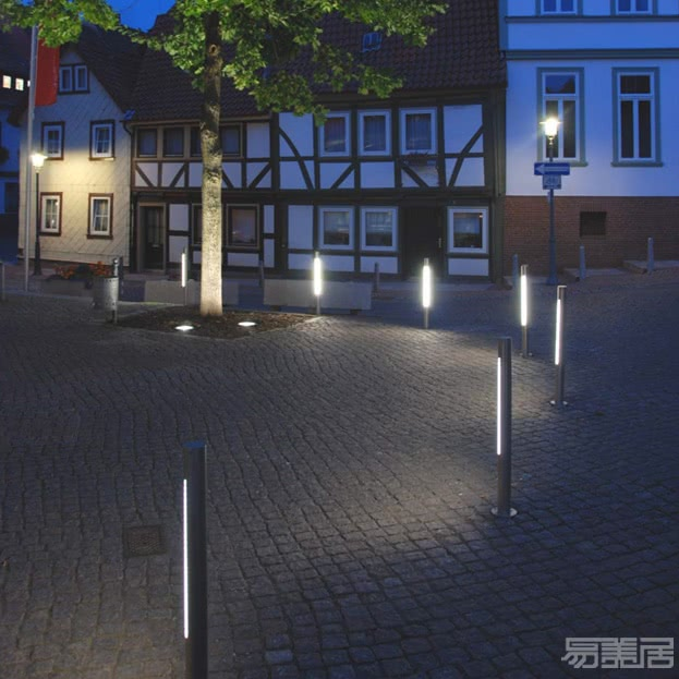 Fiaccola系列--庭院灯    ,LECCOR,灯饰、庭院灯