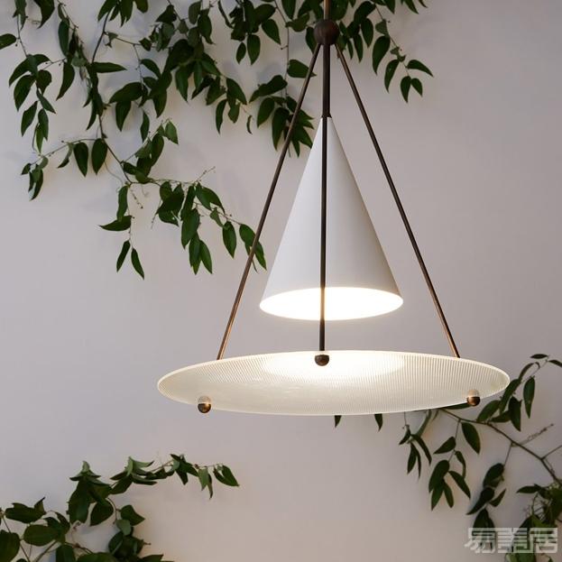 Tri Cone--吊灯,ALLIED MAKER,灯饰