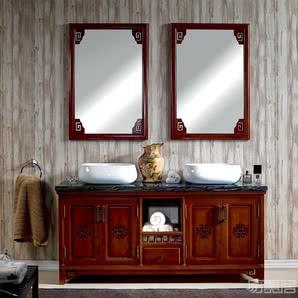 简约·蒙德里安系列-浴室柜