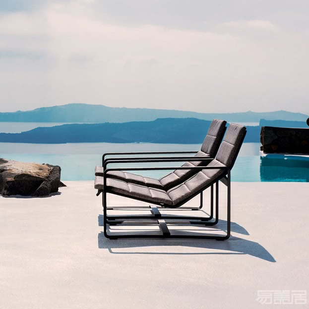 Neutra系列--休闲椅,Tribu,家具