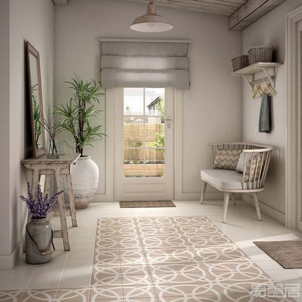 Caprice Deco系列--仿古砖   ,Equipe,瓷砖、仿古砖