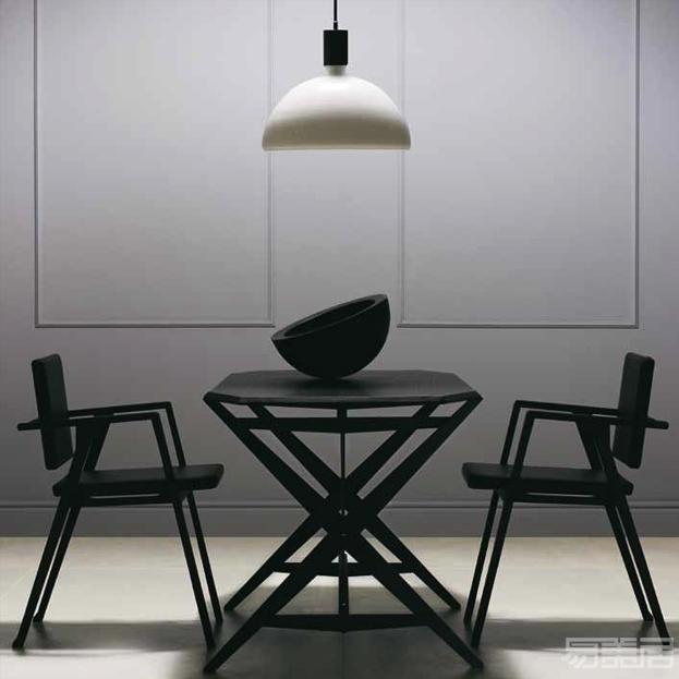 833 Cavalletto--书桌,Cassina,家具