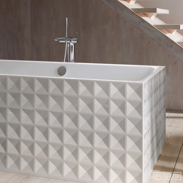 BetteLoft Ornament系列--浴缸,BETTE,卫浴