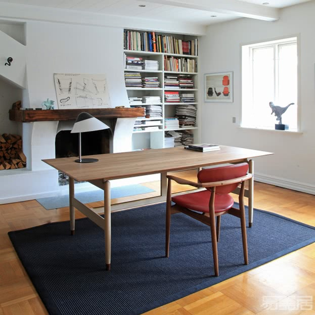 Kaufmann Table--写字台,HOUSE OF FINN JUHL,家具