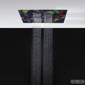 WELLNES系列--嵌入式淋浴花洒