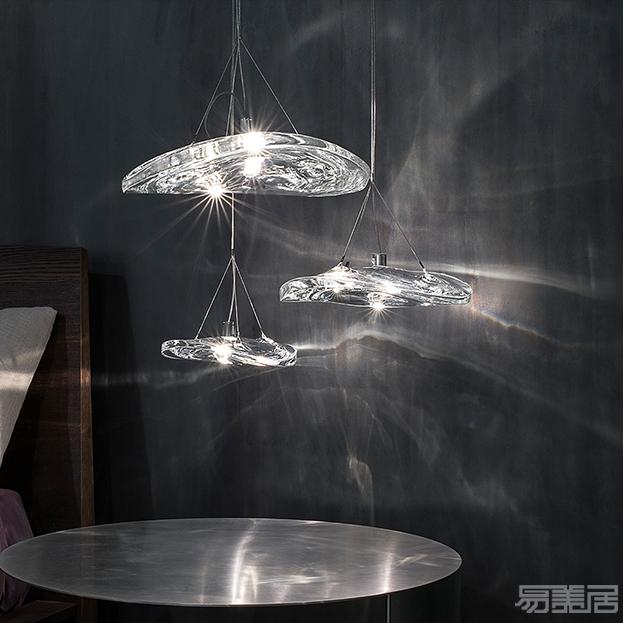 Manta系列--吊灯,TERZANI,灯饰、吊灯
