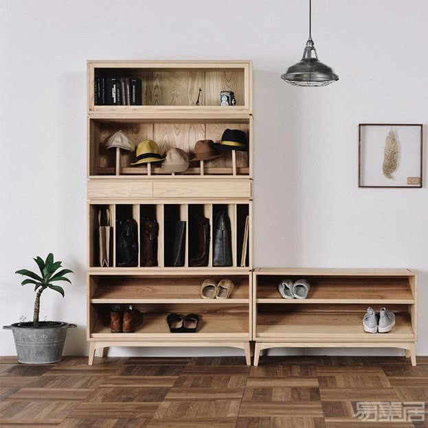 组合柜整体,梵几,家具