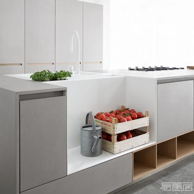 Musa系列--厨房,POLARISlife,厨房、橱柜