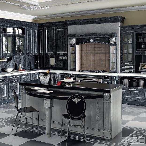 Imperial系列--橱柜,ARAN CUCINE,厨房