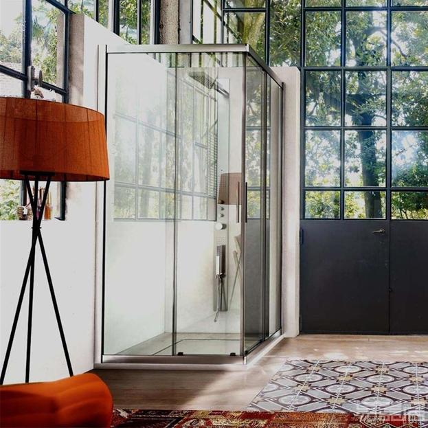 Serie 6000--淋浴房,vismara vetro,淋浴房