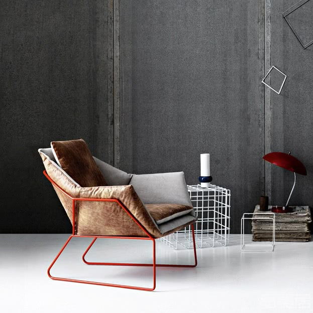 New York-扶手椅,Saba、椅子,扶手椅