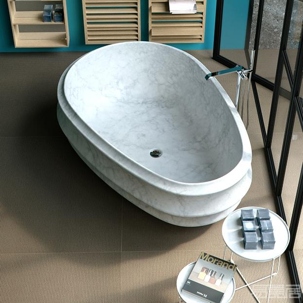 BURLESQUE OVALOIDE--浴缸,SIGN浴缸