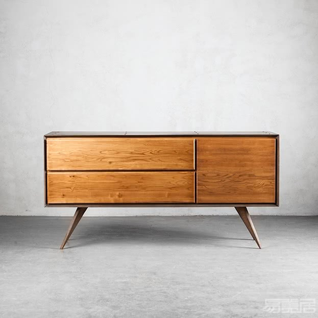Grundig系列--餐边柜  ,Industria Edition,家具、餐边柜