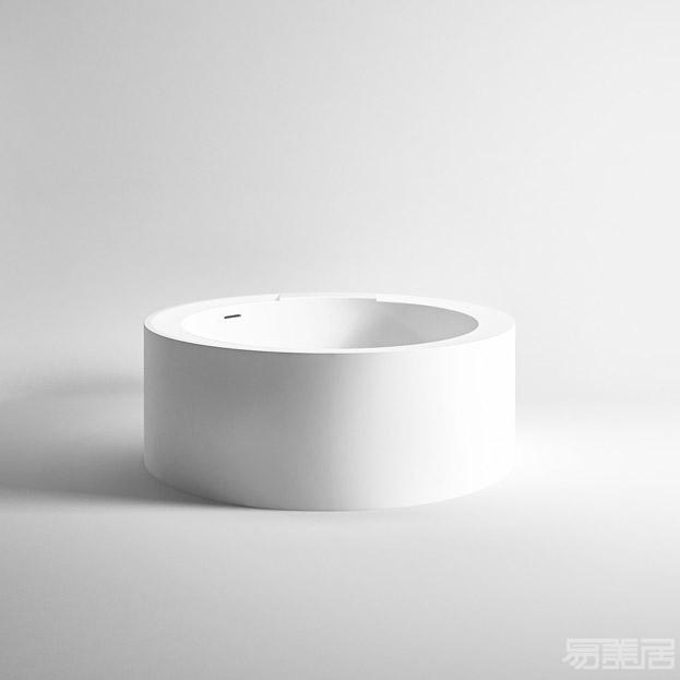 Hole Rotonda Maxi--独立式浴缸,Rexa Design,卫浴、独立式浴缸