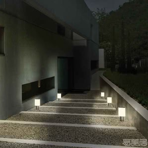 Tiny系列--庭院灯