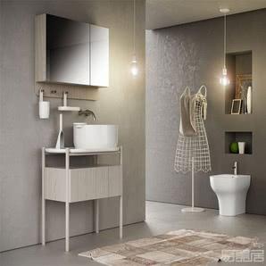 Ukiyo-e系列--浴室柜